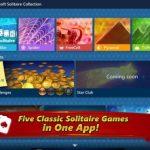 обзор игры Microsoft Solitaire Collection
