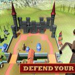 Stickman 3D: Defense of Castle