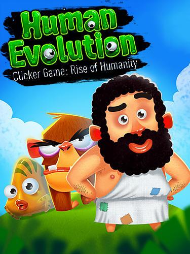 Human Evolution Clicker Game: Rise of Mankind — Пройдите от А до Я путь жизни развития человека.