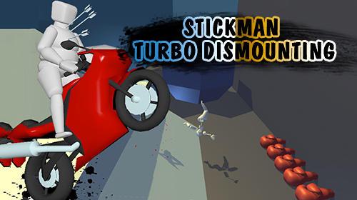 Stickman Turbo Dismounting 3D — Бездушный манекен ожил! В ваших руках его дальнейшие действия.
