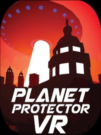 Planet Protector VR — Одевайте очки виртуальной реальности и в бой защищать свою планету от инопланетян.