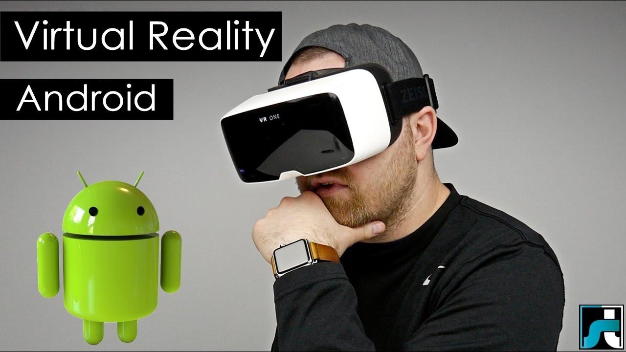 15 лучших игр VR для Android.