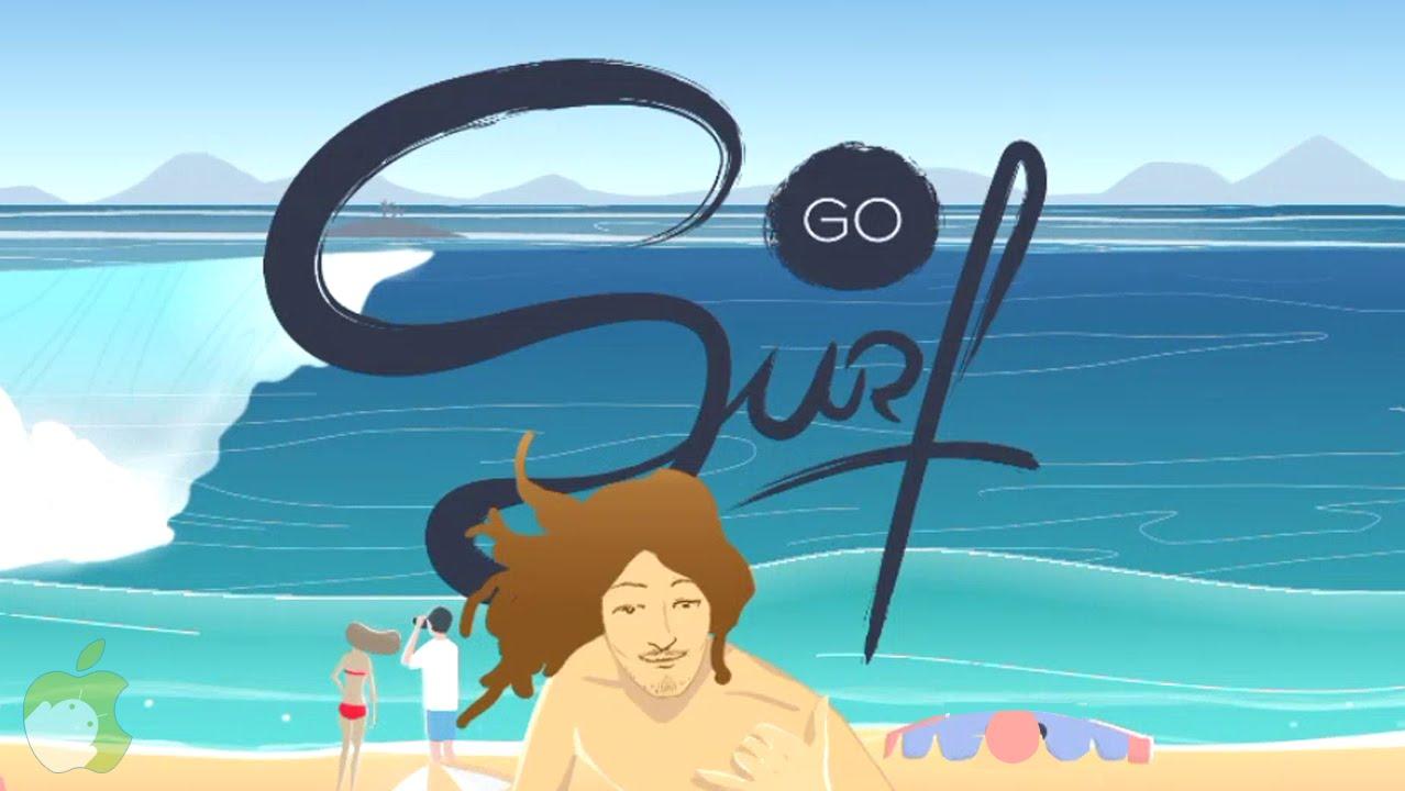 Go Surf — The Endless Wave — Не за горами лето! Давайте учиться серфингу и кататься по гребням волны.