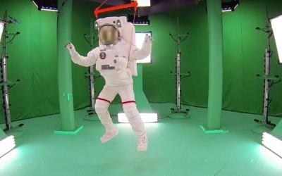 Открывается первая студия в Голливуде от MICROSOFT для съемок смешанной реальности.
