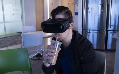 Исследования показало, что разные локации в VR гарнитуре способны влиять на вкусовое восприятие.