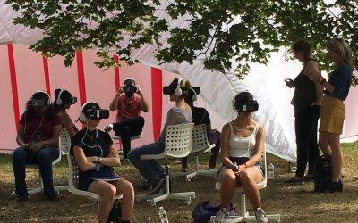 TENCENT в планах разработать VR версию WECHAT.