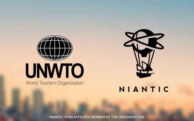 Студия NIANTIC разрабатывает уникальное туристическое приложения.