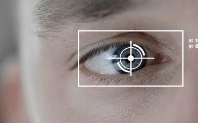 GOOGLE будет считывать мимику с помощью датчиков отслеживания глаз.