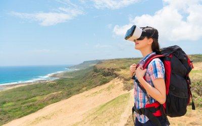 VR туризм: побывал, посмотрел и не забыл про сувениры.