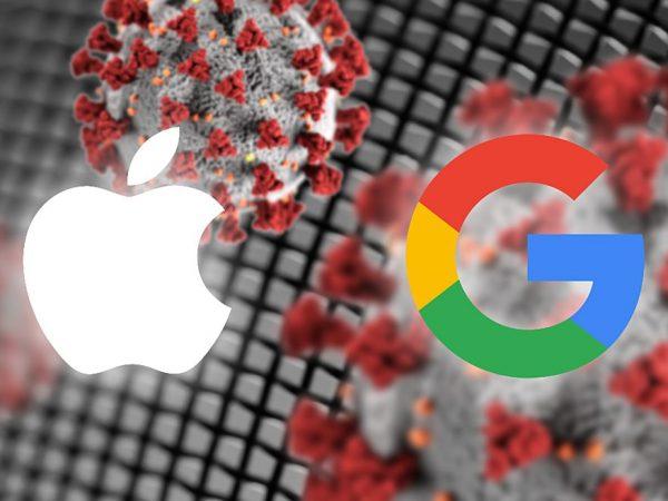 Отслеживание зараженных COVID-19 от Google и Apple