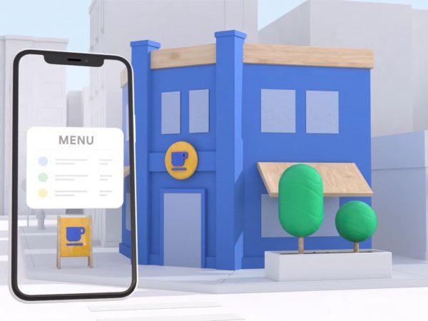Google внедняет AR на улицы города