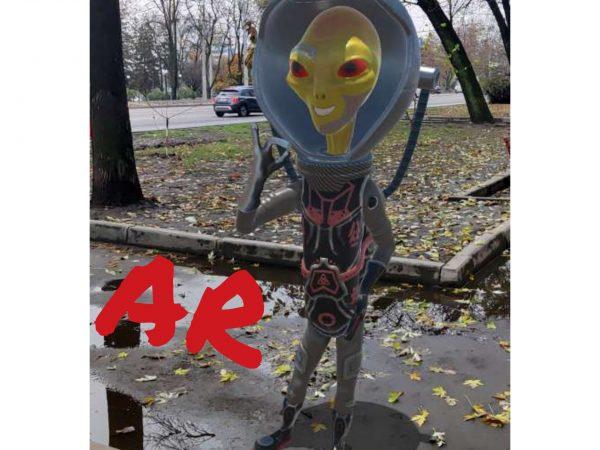 AR для реального мира