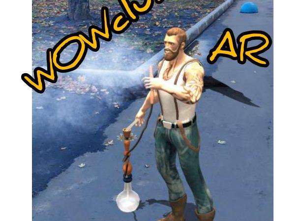Дополненная реальность AR с WOWclub