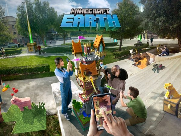 Microsoft закрывает игру Minecraft Earth из-за коронавируса