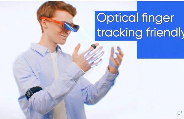 Finchring – контроллер для виртуальной и дополненной реальности