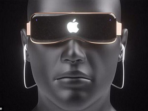 APPLE в процессе над новым AR/VR-устройством