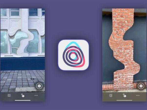Приложение warpAR — Искаженная реальность с помощью AR.