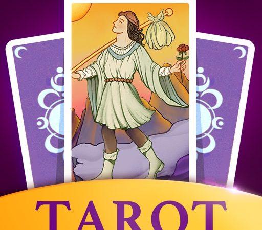 TAROT TAP. Таро онлайн. Расклад Таро.