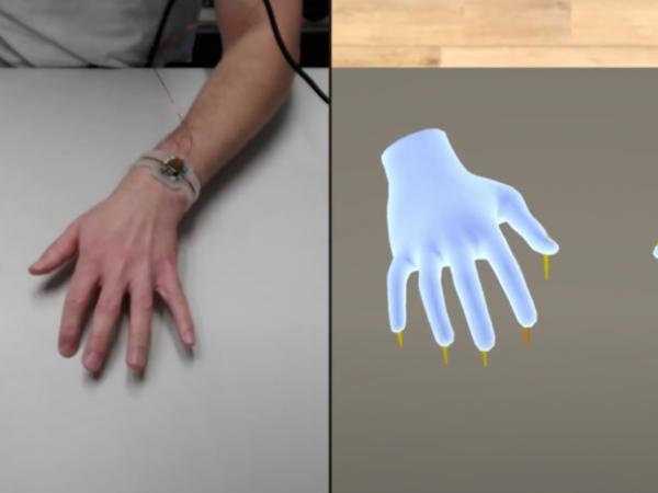 Технологии TapID позволит «потрогать» VR