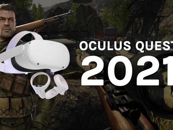 Facebook анонсирует будущие удивительные VR-игры