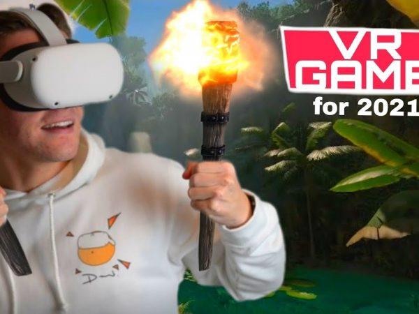 Симулятор выживания Green Hell в VR