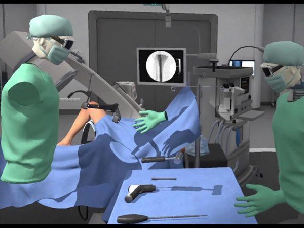 OSSO внедряет платформу для обучения VR на хирургическую эндоскопию