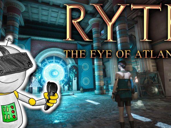 Ryte — The Eye of Atlantis