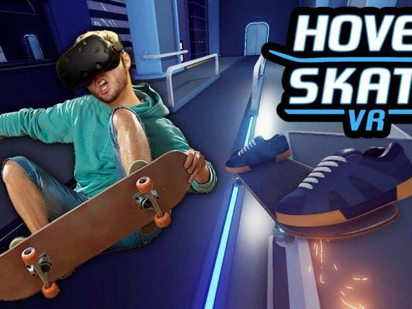 Стартовал VR-Skater — Cкейтбординг в виртуальной реальности