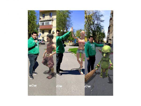 Как AR меняет визуальную коммуникацию.