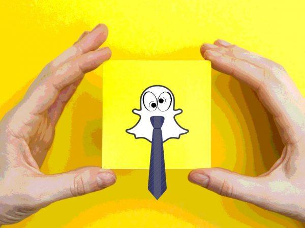 Новая линза Snapchat AR-инструменты