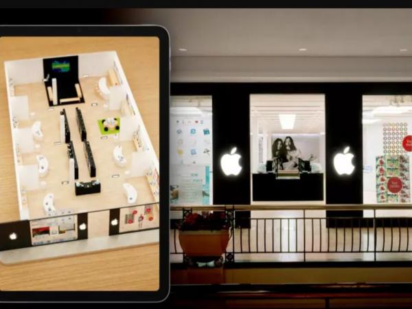 Apple отмечает 20-летие открытия первых магазинов с  AR-реконструкцией