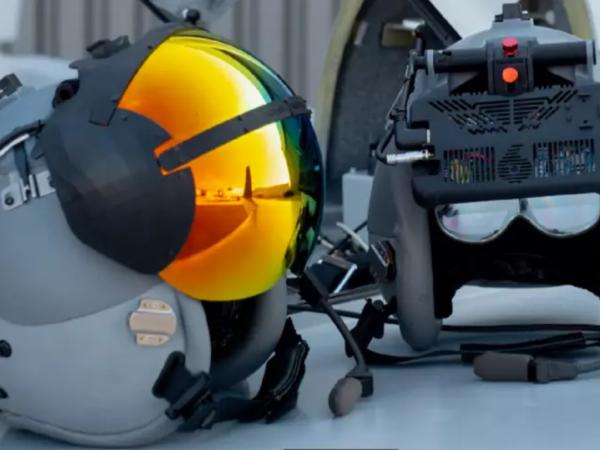 AR-система подготовки военных летчиков