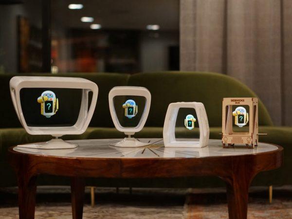 Sidekicks.ai – голографический искусственный интеллект