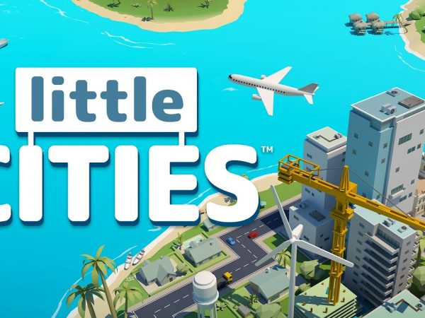 Little Cities — VR-игра о строительстве городов для Oculus Quest